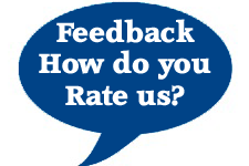 Feedback How do you Rate Our Services