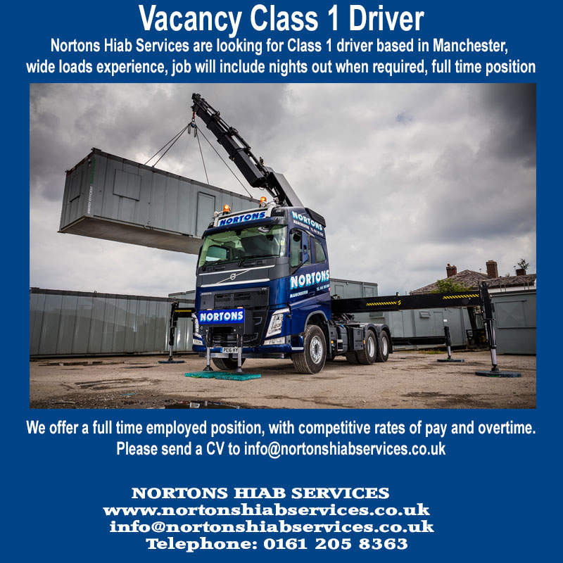 careers with nortons hiab services ltd employment. Black Bedroom Furniture Sets. Home Design Ideas