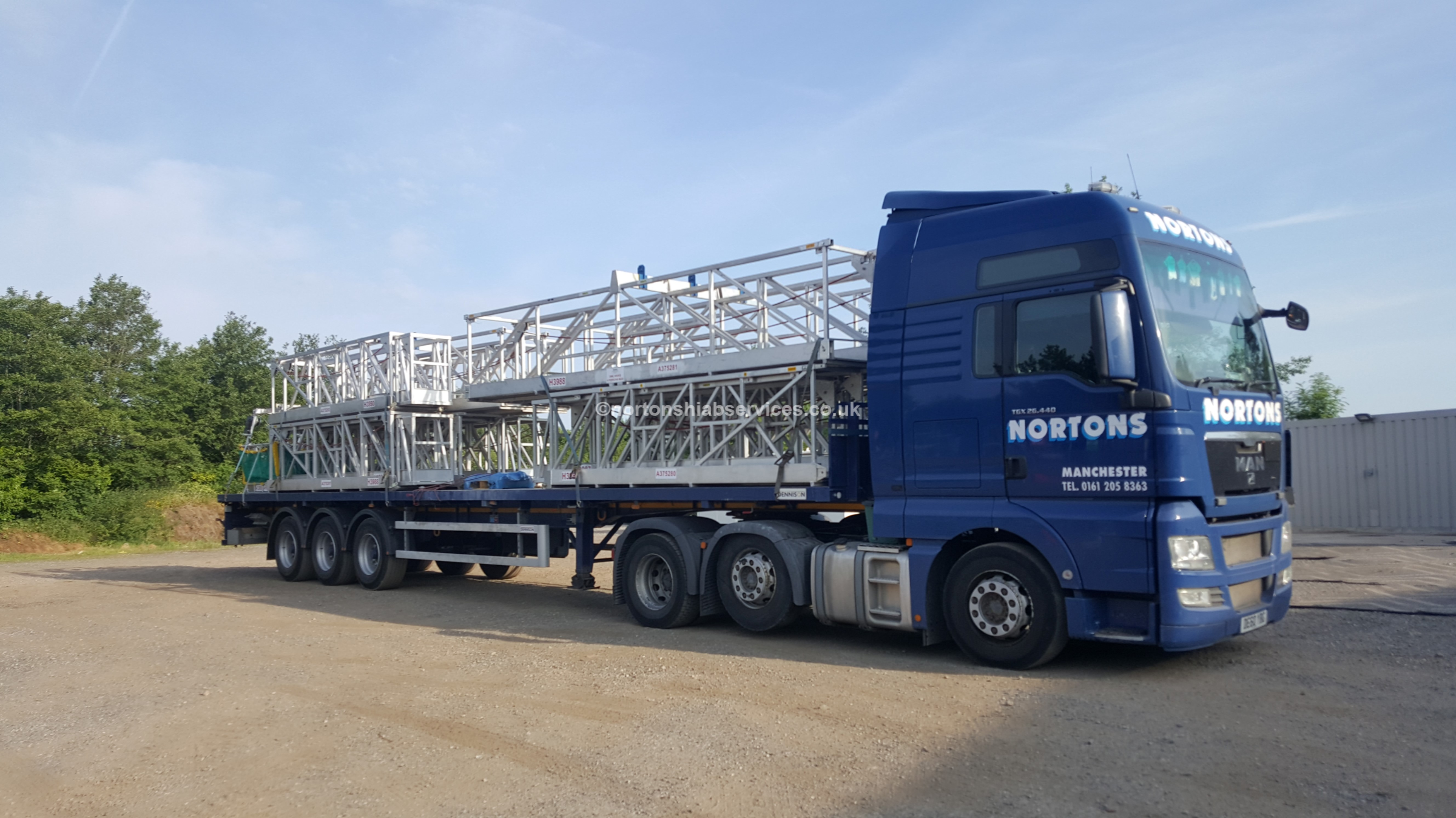 Access platform move from Durham to Manchester
