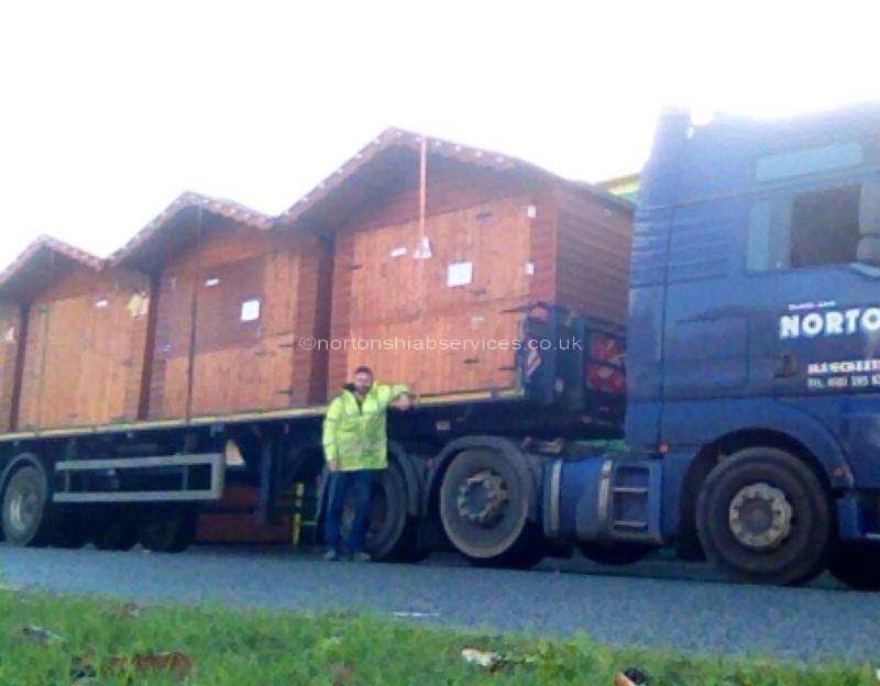 Cabins Transport