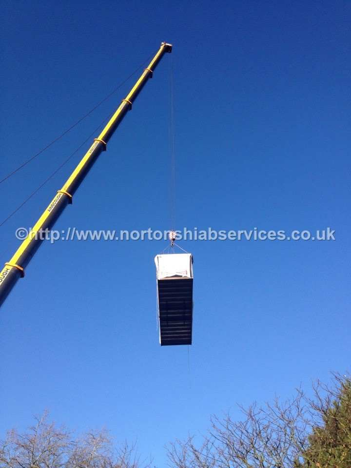 Truck Mounted Crane Hire
