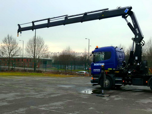 National Crane Hire Manchester UK
