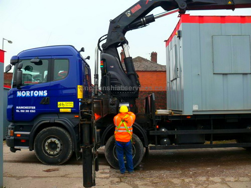 Nortons Hiab Services