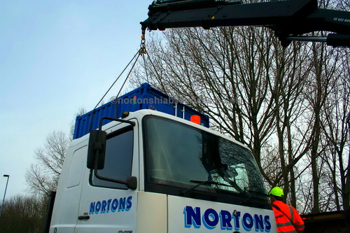 Our fleet also includes Lowloaders, Moffett Mounted Forklilft Truck and Articulated Hiab Vehicles