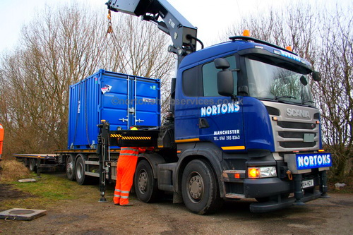 From any individual lift to multi-lifts Nortons HIAB Services have the expertise and knowledge to undertake any lifting requirement