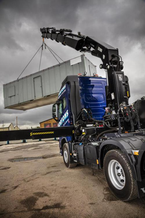 Hiab Hire Manchester North West UK
