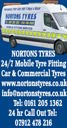 Mobile Tyre Fitting Manchester